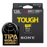 Sony G TOUGH SDXC UHS-II 128GB