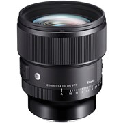 Sigma 85mm f/1.4 DG DN Art (E-mount)