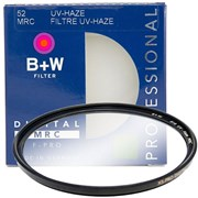 B+W Filtro UV-HAZE 52mm