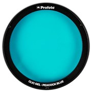 Profoto Clic Gel (Peacock Blue)