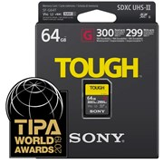 Sony G TOUGH SDXC UHS-II 64GB