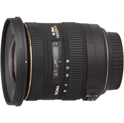 10-20mm F3.5 EX DC HSM (Canon)