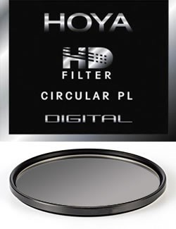Filtro HD Polarizador Circular  67mm