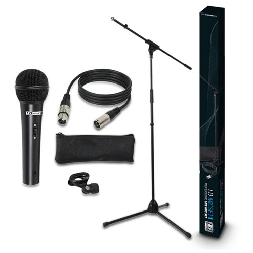 Adam Hall LD Systems MIC SET 1