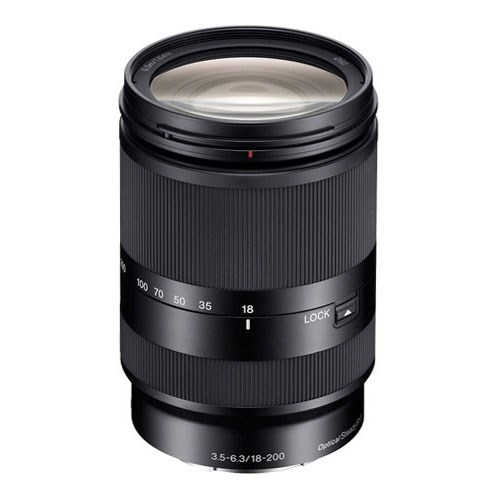 Sony E 18-200 mm F3.5–6.3 OSS LE
