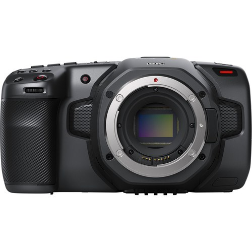 Blackmagic Pocket Cinema 6K (Montagem EF)