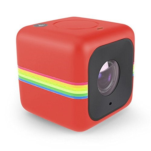 CUBE+ WI-FI (Red)