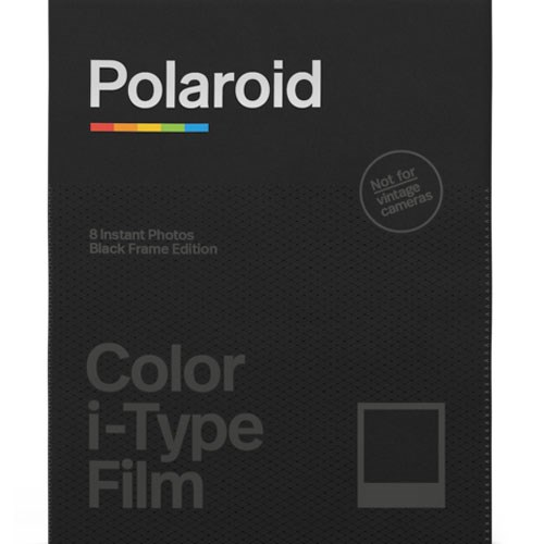 Polaroid i-Type Color (Black)