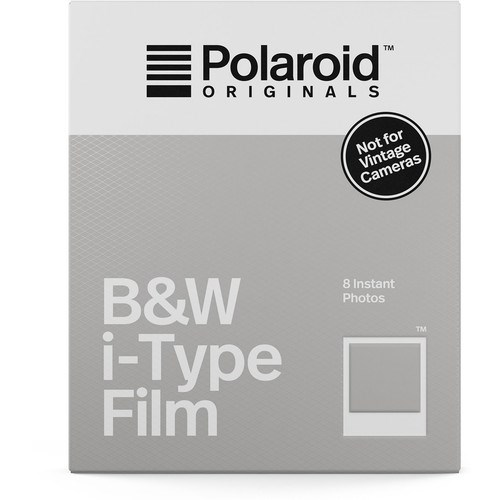 Polaroid i-Type B&W