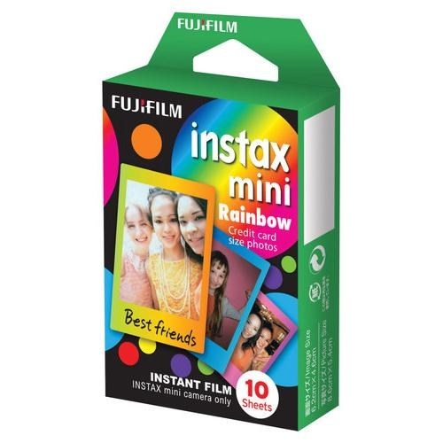 instax mini Rainbow 10F