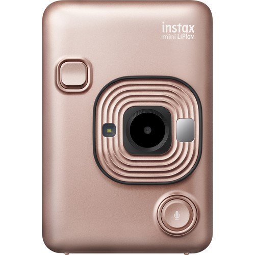 Instax Mini LiPlay (Blush Gold)
