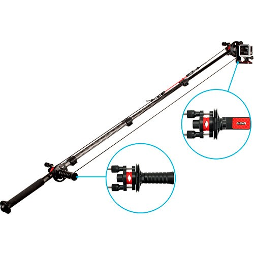 Kit Action Jib + Pole