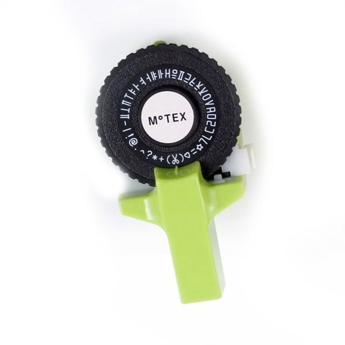 MoTex Label Maker e-101 (Verde)