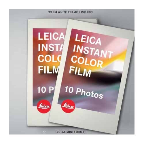 Instant Color Film pack 20