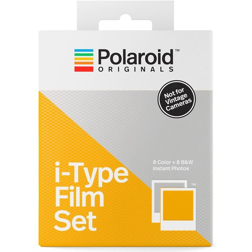 Color i-Type Film Set