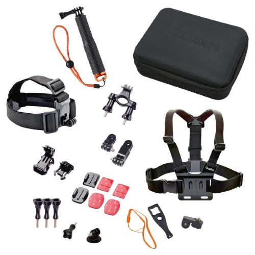 Rollei Kit de suportes outdoor Actioncam