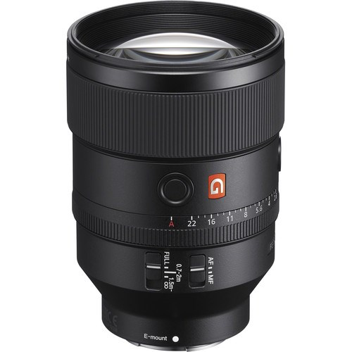 Sony FE T* 135mm F1.8 GM