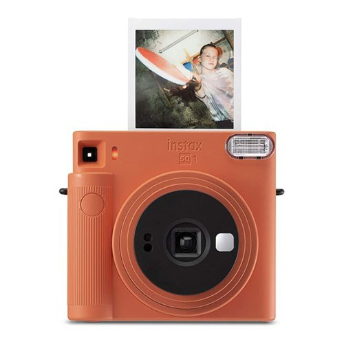 Fujifilm Instax Square SQ1 (Terracota Orange)