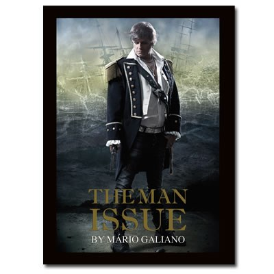 The Man Issue - Mário Galiano