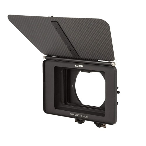 Matte Box MB-T12 4x5.65 Carbono (Clamp-on)
