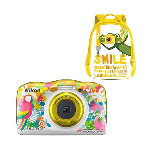 Coolpix W150 (Yellow Holiday Kit)