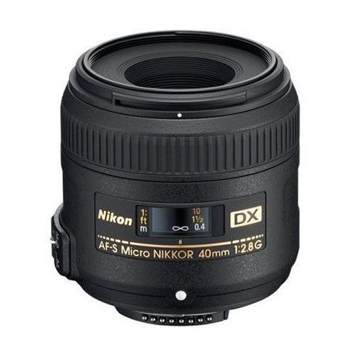 Review Nikon Micro-NIKKOR 40mm Close-up Lens for Nikon DSLR Cameras