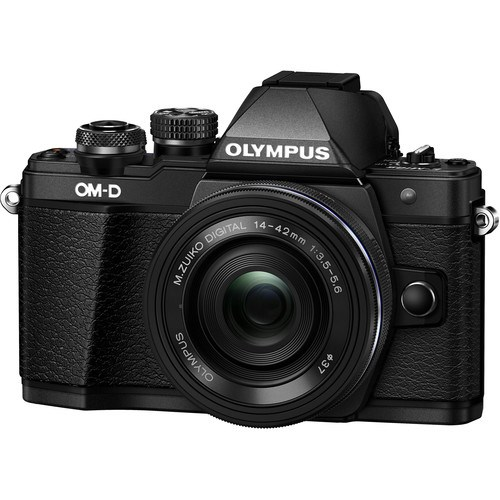 OM-D E-M10 Mark II Kit + 14-42 EZ